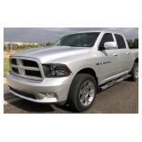 2011 Dodge Ram - 4x4!