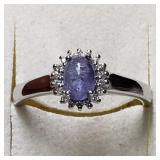 $140  Tanzanite(1ct) Ring