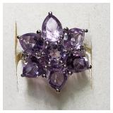 $300  Amethyst(7ct) Ring