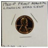 Proof Memorial (BU) PR-69RD Lincoln Head Cent
