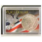 1923-S Uncirculated Silver Dollar San Francisco