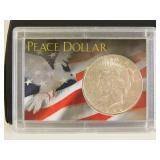 1922-D Uncirculated Silver Dollar Denver Mint