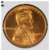 1944 Rare Lincoln Wheat Penny MS68 (A3)