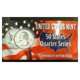 US Mint 50 States Quarter Series-