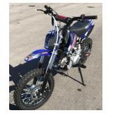 2020 SSR SR125 Motorcycle - FUN!