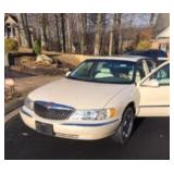2002 Lincoln Continental LS