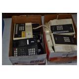 (10) OFFICE PHONES