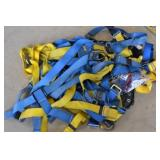 ASSORTED SAFETY HARNESS