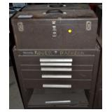 KENNDEY TOOL CHEST WITH 2 TOOLBOXES