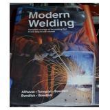 22 MODERN WELDING BOOKS