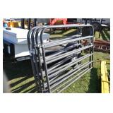 (4) 6 FT COUNTY LINE CATTLE GATES