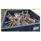 BOX OF HAMMERCLAMPS