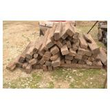 LOT OF TIMBERS