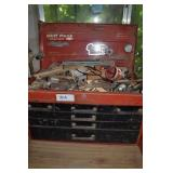 TOOL BOX WITH CONTENTS