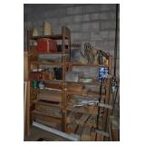SHELVES AND CONTENTS
