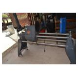 SHOP SMITH WITH DISC AND BELT SANDER ATTACHMENTS