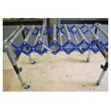 EXTENDABLE ROLLER TABLE