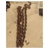 Log Chain With Slip Hook