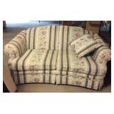 Love Seat, With Wear