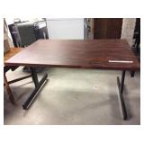 Conference Table With Wear, 33x49x27