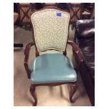 Arm Chair With Wear
