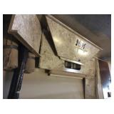 Countertop 4 Pieces, 30x120, Spring Carnival From