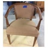 Occasional Chair With Wear