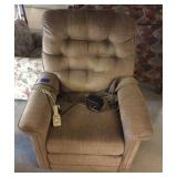 Lift Chair With Wear