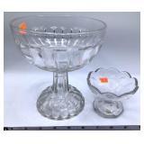 Pedestal Candy Dish, Dessert Cup