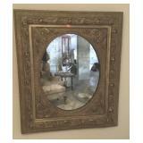 Framed Mirror 24x28
