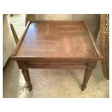 20x20 Side Table, Scratches