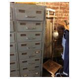 16 1/2x25x52 1/2 file cabinet