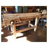 29x79x34 work bench