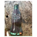 Coca-Cola metal sign 17in x 5 1/2in