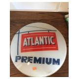 Atlantic Premium Glass Gas Globe insert