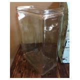 Exide Glass Battery Jar 10x15x 5 1/2