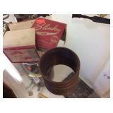 Slinky James industries w/box loose