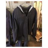Wool Navy uniform