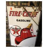 Fire-Chief Texaco sign
