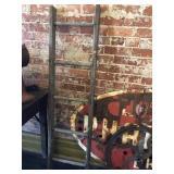 5ft wooden ladder