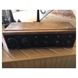 Crosley Cincinnati Model XJ radio