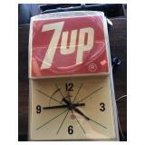 7-Up clock
