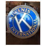 Kiwanis sign