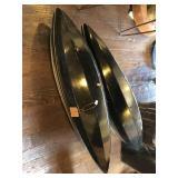 Fiberglass AirplaneFender wheel skirt