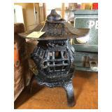 Cast Iron Pagoda Lantern