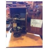 L. Beckmann transit #8649, w/box and accessories