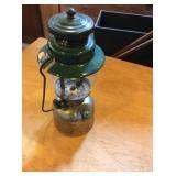 Coleman 242B Nickel Plated lantern 1-11