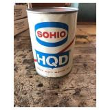 Sohio motor oil