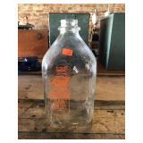 McArthur milk bottle