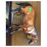 """Rugged lark"" horse"